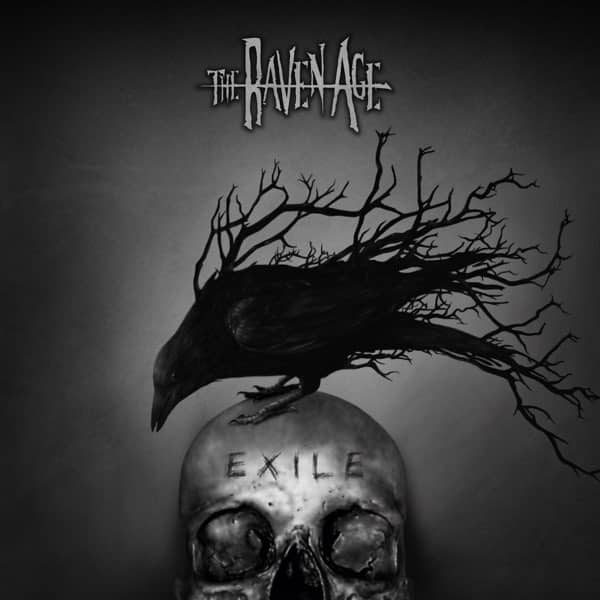 Download torrent The Raven Age — Exile (2021) - Melodic Groove Metal | Metalcore,  320 kbps - SoundPark!